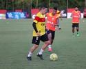 """Diego admite pressão, mas garante: """"Não tem interferência no dia a dia"""""""