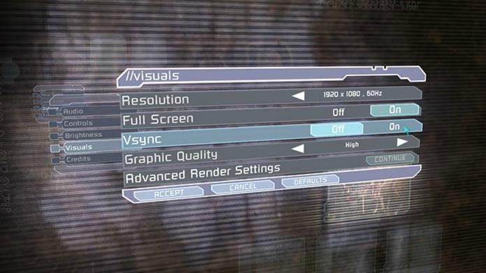 how to turn vsync on in nvidia control panel