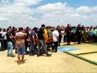 Policial morto por preso dentro de delegacia é enterrado no Sertão da PB