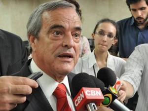 Antônio Júlio foi eleito novo presidente da AMM (Foto: Facebook/Reprodução)