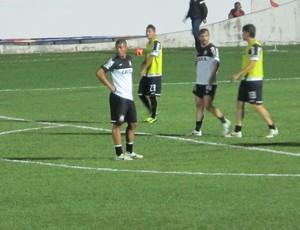 Corinthians treino Mogi Mirim (Foto: Diego Ribeiro)