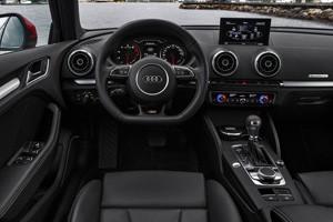 Audi A3 Sport (Foto: Divulgação)