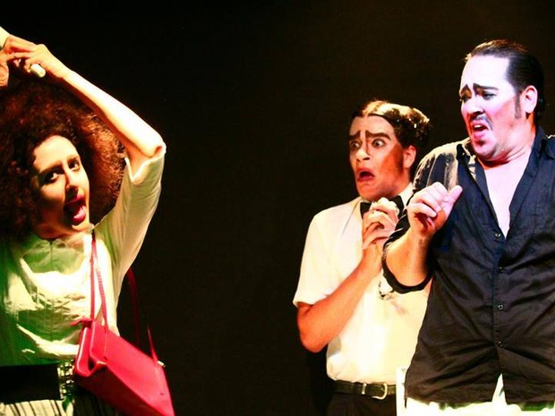 Grupo de teatral de Cabo Frio, RJ participa de festival de teatro da Bahia 2 (Foto: Divulgação)