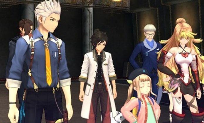 Você pode customizar as roupas dos personagens em Tales 2 (Foto: Reprodução)