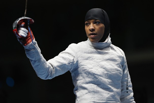 Ibtihaj Muhammad (Foto: Getty Images)