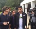 """Alan Kardec se despede do São Paulo com quase 100 jogos e """"nota 6 ou 7"""""""