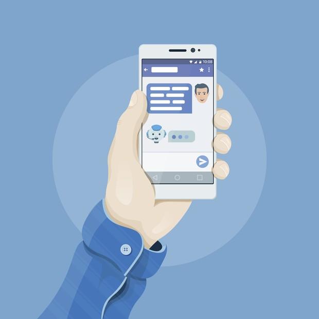 Os chatbots da Zenvia para pesquisa NPS são personalizáveis de acordo com as demandas do seu negócio (Foto: Divulgação / Thinkstock)