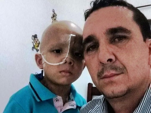 menino Vilhena Cerejeiras (Foto: Arquivo pessoal)