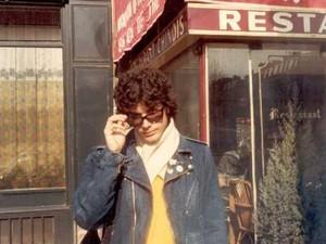 Paulo Ricardo costumava ouvir 'London, London' durante período que morou em Londres (Foto: Arquivo Pessoal)