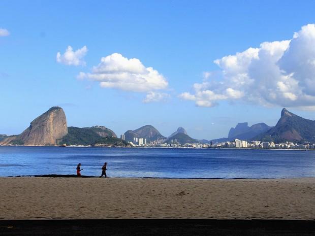 Região de Icaraí deve concentrar muitos visitantes na Rio 2016 (Foto: Alexandre Vieira / Divulgação Prefeitura Niterói)