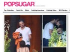 Site divulga fotos de Kristen Stewart e Robert Pattinson se beijando