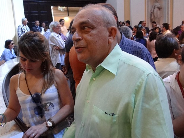 Sérgio Guerra (Foto: Katherine Coutinho/G1)
