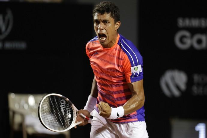 Thiago Monteiro Rio Open  (Foto: Fotojump)