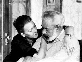 Lilian Lemmertz e Fernando Torres na novela Baila Comigo (Foto: CEDOC)