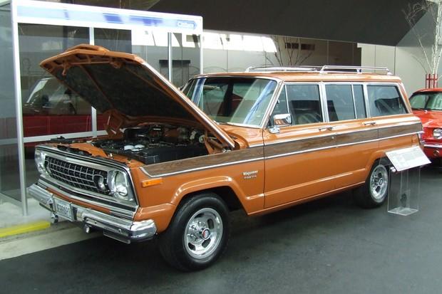 Último exemplar da Jerrari fica no Museu do Automóvel de Nevada (Foto: Reprodução)