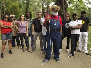 Playing for Change Band se apresenta, em Curitiba, na quinat-feira (30) (Foto: Divulgação / Assessoria de imprensa)