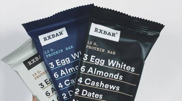 RXBar (Foto: Reprodução Facebook)