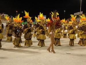 Carnaval de Campos (Foto: Divulgação/Prefeitura de Campos)