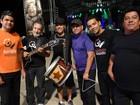 Quinteto Violado faz show nos 4 anos do Centro Cultural dos Correios Recife