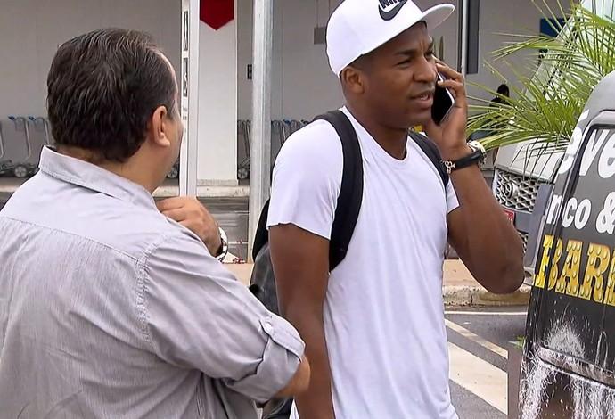 Atlético-MG; Erazo (Foto: Reprodução/TV Globo)
