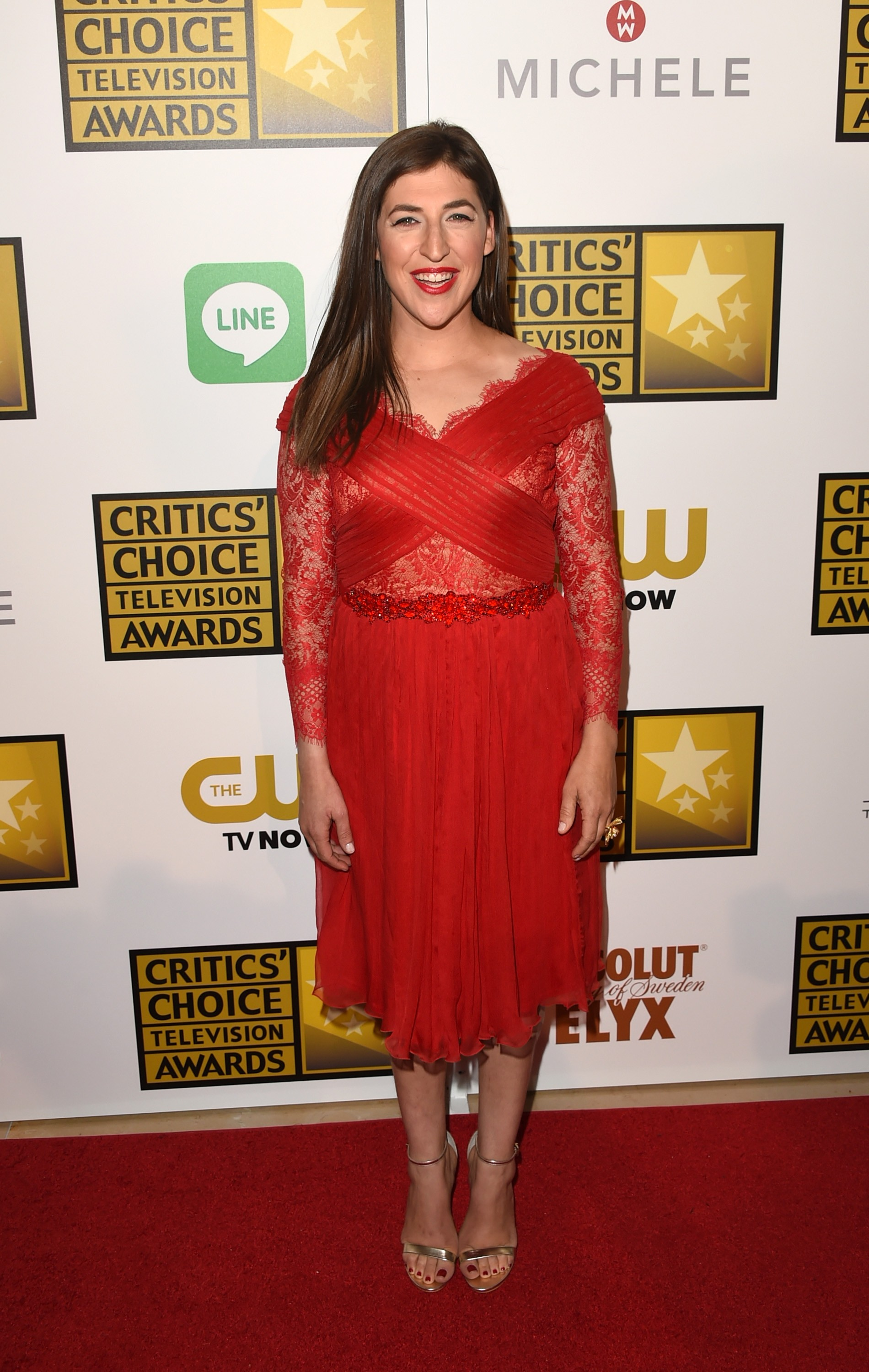 Mayim Bialik (Foto: Getty Images)