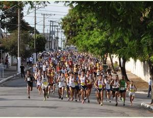 Corrida de rua em Itu (Foto: Divulgação/PM Itu)