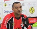 """Após cirurgia, Diones projeta retorno no Joinville: """"Eu vou voltar com tudo"""""""