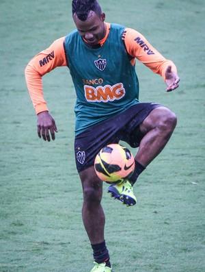 Fernandinho; Atlético-MG; Cidade do Galo; treino (Foto: Bruno Cantini / Site Oficial do Atlético-MG)