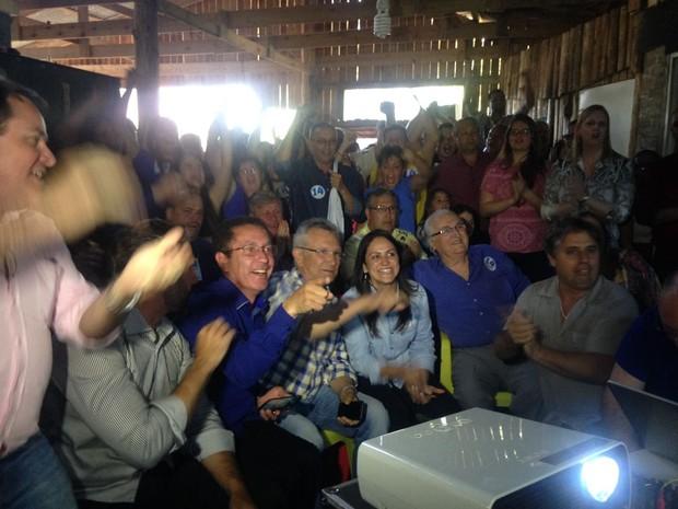 Busato prefeito de Canoas (Foto: Roberta Salinet/RBS TV)