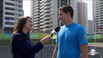 Marcos D`Almeida diz que apartamentos do Brasil na Vila Olímpica estão perfeitos