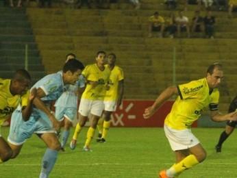Ypiranga perdeu a primeira em casa, e Lajeadense voltou à zona de classificação (Foto: Divulgação/Ypiranga)