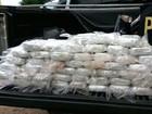 Caminhonete é flagrada com 55 kg de pasta base de cocaína em Cuiabá