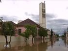 Fortes chuvas voltam a castigar o Rio Grande do Sul e deixam desabrigados