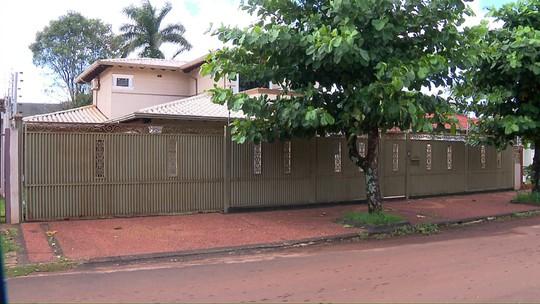 Mansão usada por quadrilha fica a 5 km da transportadora assaltada no Paraguai