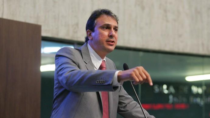 Camilo Santana (Foto: José Leomar/Agência Diário)