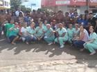 Índios protestam por atendimento de saúde em município de Mato Grosso