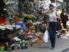 Grávida, Grazi Massafera passeia pelo Leblon, na Zona Sul do Rio