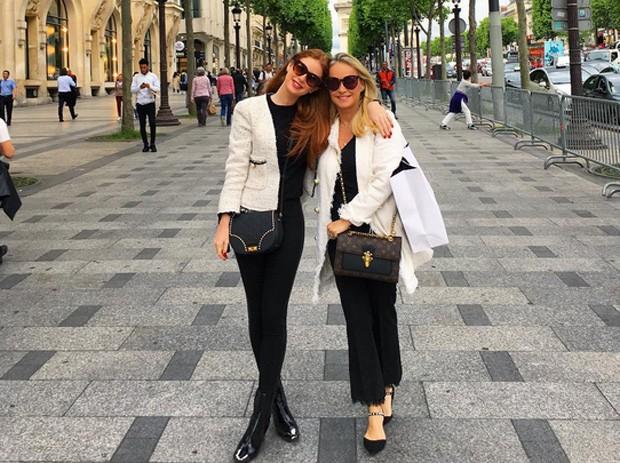 Marina Ruy Barbosa e a mãe, Gioconda (Foto: Reprodução / Instagram)