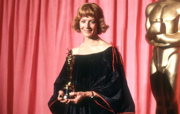 """Em 1978, ao receber o Oscar de Melhor Atriz pelo papel-título de 'Júlia' (1977), Vanessa Redgrave se queixou do que chamou de """"grupinho de arruaceiros sionistas"""". Ela já havia dirigido, no ano anterior, um documentário pró-Palestina. (Foto: Getty Images)"""