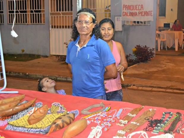 Mais de 400 expositores estão participando da feira de agronegócios na segunda maior cidade do Acre  (Foto: Adelcimar Carvalho/G1)