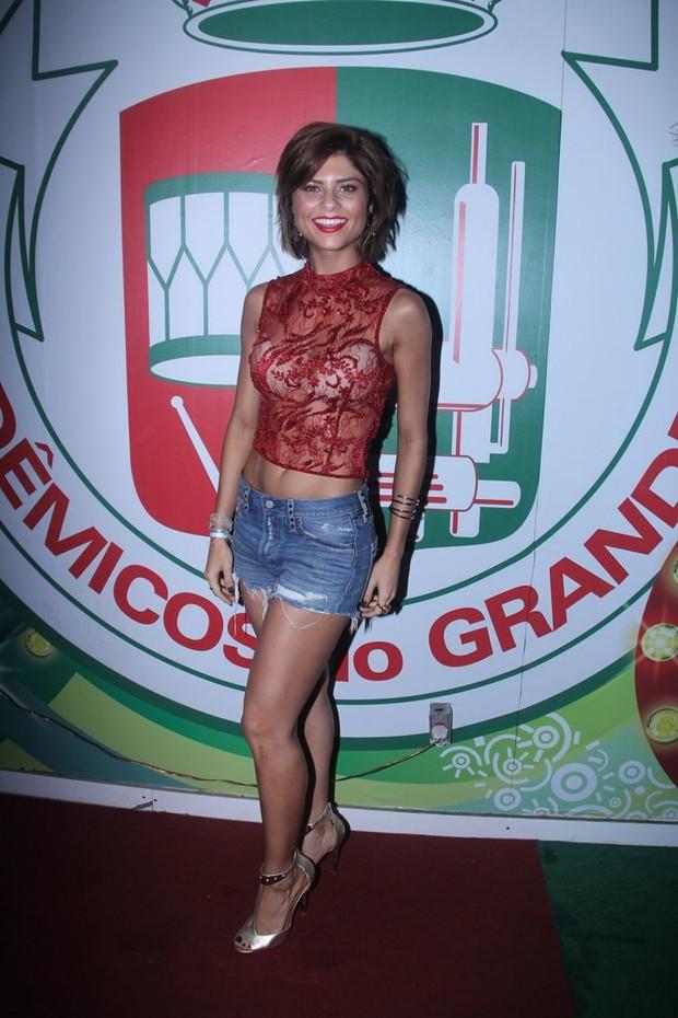 Juliana Trevisol (Foto: Rodrigo dos Anjos / AgNews)