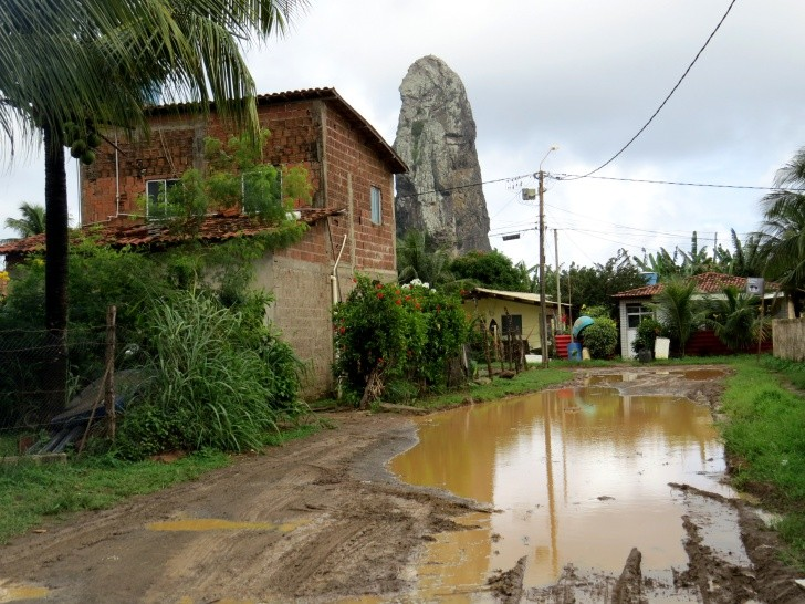 Rua Floresta Velha
