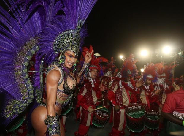 Gracyanne Barbosa (Foto: Iwi Onodera / EGO)