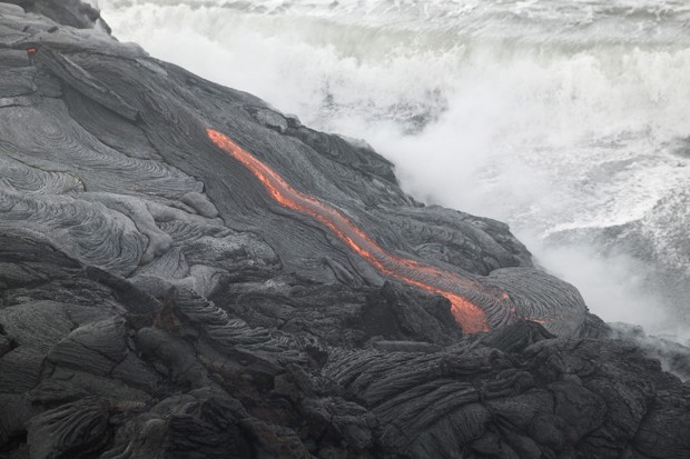 Parque Nacional de Vulcões, no Havaí (Foto: Getty Images)