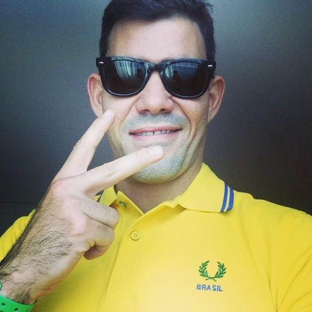Copa do Mundo - Juliano Cazarré  (Foto: Reprodução Instagram)