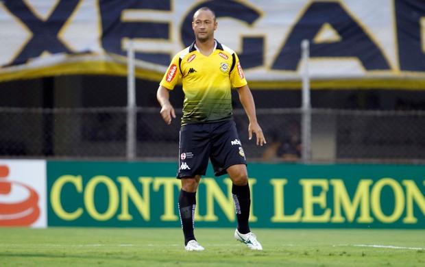 fernando Baiano, do São Bernardo (Foto: Anderson Gores/ABCDIGIPRESS/Agência Estrad)