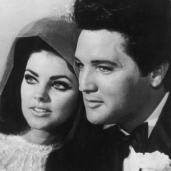 Priscilla e Elvis Presley (Foto: Getty Images)