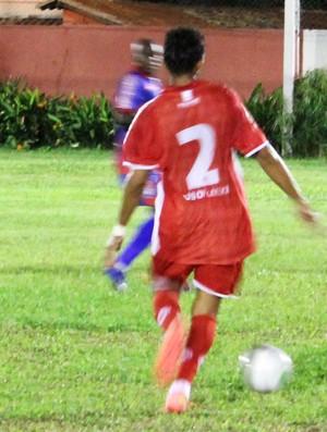 Wilsinho, lateral direito do 4 de Julho (Foto: Josiel Martins)