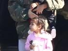 Kim Kardashian viaja com a família para a Costa Rica