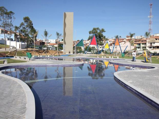 Mogi inscreve para aulas de iniciação esportiva no Parque da Cidade (Foto: Guilherme Berti/PMMC)